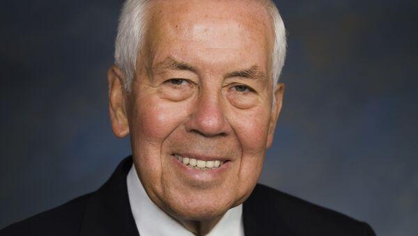 Richard Lugar Official Photo - Sputnik International