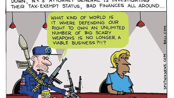 Firearms, Finances & Filings - Sputnik International