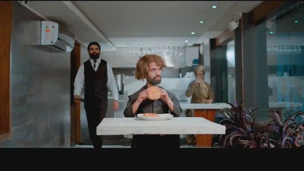 Cheetay: Food is coming ad starring Rozi Khan, Peter Dinklage's lookalike - Sputnik International
