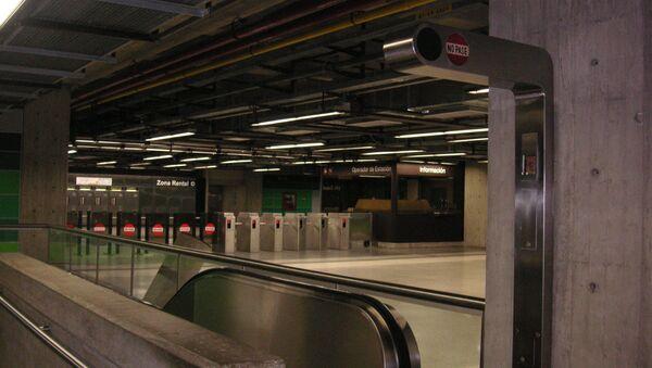 Metro in Caracas - Sputnik International