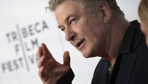 Actor Alec Baldwin attends the screening for Framing John DeLorean during the 2019 Tribeca Film Festival at the SVA Theatre on Tuesday, April 30, 2019, in New York.  - Sputnik International
