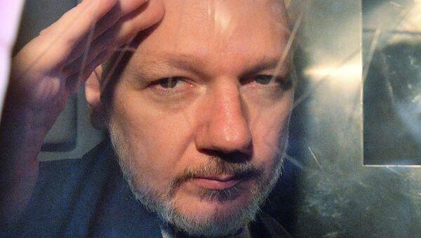 Julian Assange - Sputnik International