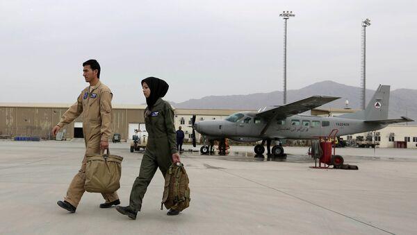 Afghan Air Forces Ac-208 (File Photo) - Sputnik International