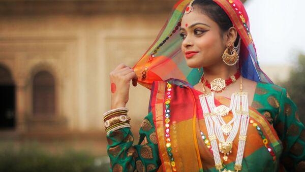 Indian woman - Sputnik International