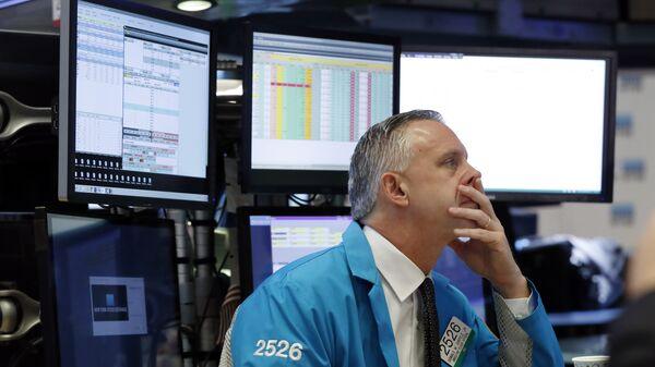 Wall Street Trader - Sputnik International