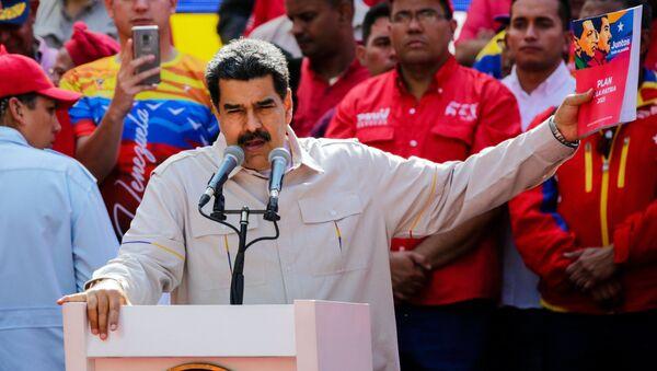 Nicolas Maduro - Sputnik International