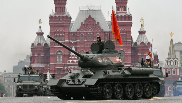 Russia Victory Day Parade - Sputnik International