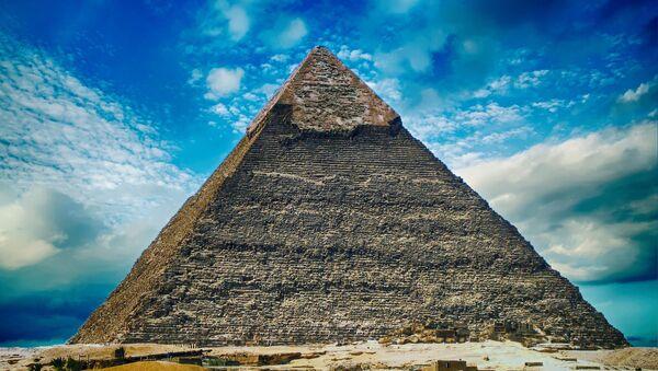 The Great Pyramid of Giza, Egypt - Sputnik International