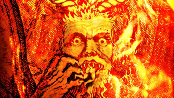 Satan (after Botticelli) - Sputnik International