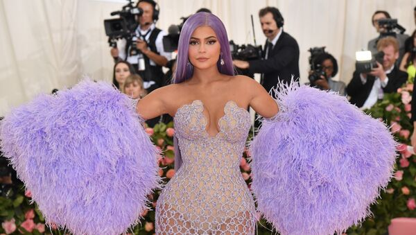 Kylie Jenner arrives for the 2019 Met Gala at the Metropolitan Museum of Art on May 6, 2019, in New York. The Gala raises money for the Metropolitan Museum of Art's Costume Institute. - Sputnik International