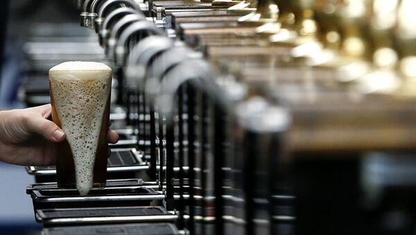Britain Beer Festival - Sputnik International