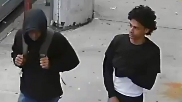 New York Police Department on the lookout for two individuals linked to Walton Park basketball court shooting in the New York City's Bronx borough. - Sputnik International