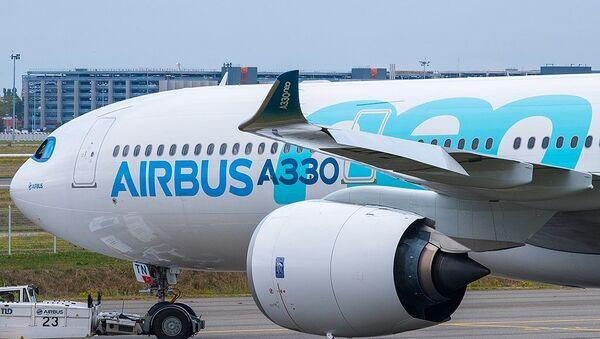 Airbus A330neo aircraft - Sputnik International