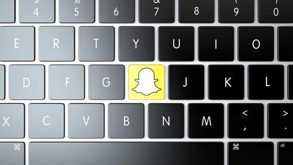 Snapchat  - Sputnik International