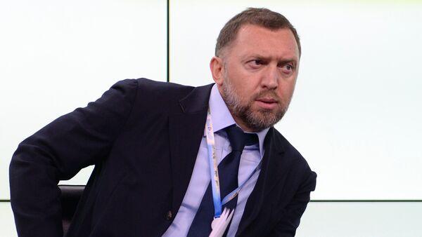 Oleg Deripaska - Sputnik International