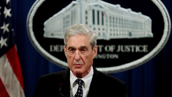 U.S. Special Counsel Robert Mueller makes a statement on his investigation into Russian interference in the 2016 U.S. presidential election at the Justice Department in Washington, U.S., May 29, 2019. RE - Sputnik International