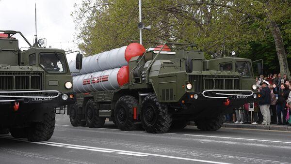 S-400 - Sputnik International