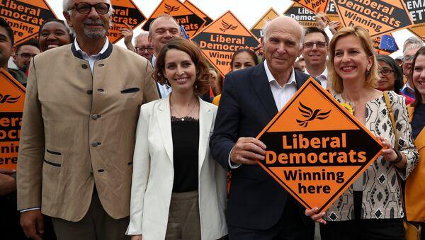 UK Liberal Democrats - Sputnik International