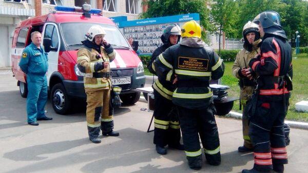 Blasts at Dzerzhinsk Plant  - Sputnik International