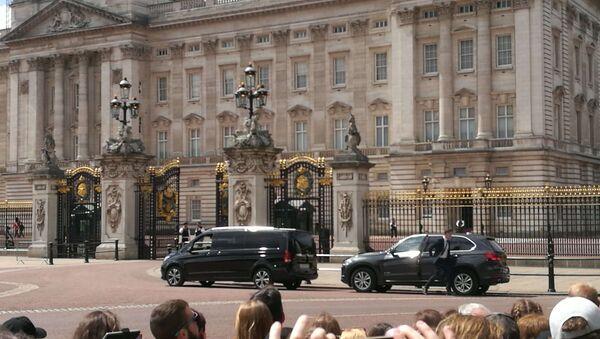 Buckingham Palace before Trump's visit - Sputnik International