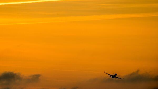 Boeing 737 (File) - Sputnik International