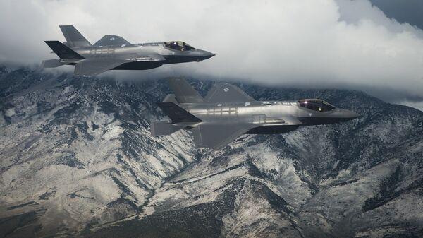 F-35A - Sputnik International
