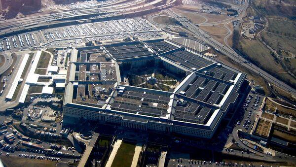 The Pentagon - Sputnik International