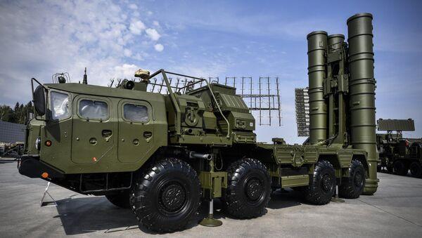 Russia's S-400 missile system. File photo - Sputnik International