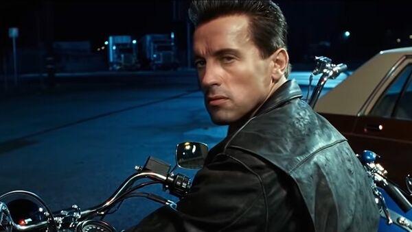 Terminator 2 starring Sylvester Stallone [DeepFake] - Sputnik International