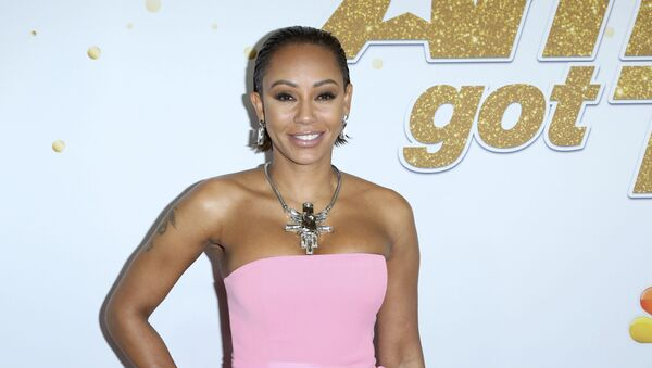 Mel B arrives at the America's Got Talent Season 13 Week 5 red carpet at the Dolby Theatre on Tuesday, Sept. 11, 2018, in Los Angeles. (Photo by Willy Sanjuan/Invision/AP) - Sputnik International