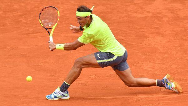 Spanish Tennis Player Rafael Nadal Wins His 12th French Open Title - Sputnik International