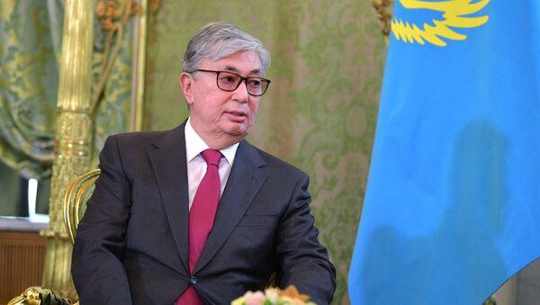 President of KazakhstanKassym Tokayev  - Sputnik International
