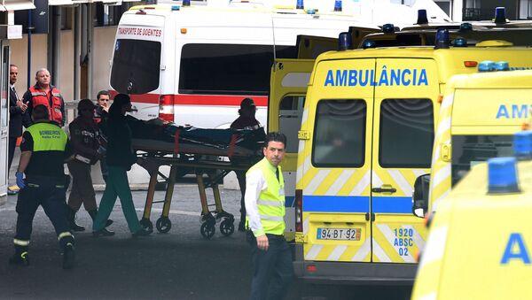 Portugal Ambulance - Sputnik International