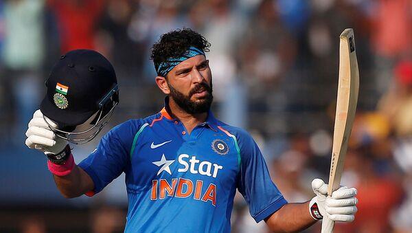 Cricket - India v England - Second One Day International - Barabati Stadium, Cuttack, India - 19/01/17 - Sputnik International