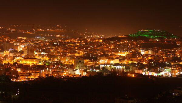 Abha at night - Sputnik International