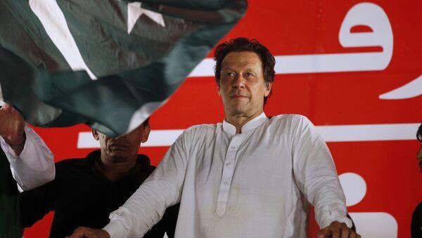 Pakistani Prime Minister Imran Khan (File) - Sputnik International