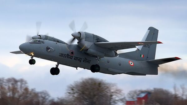 Antonov An-32RE, India - Air Force - Sputnik International