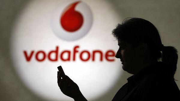 Vodafone Logo - Sputnik International