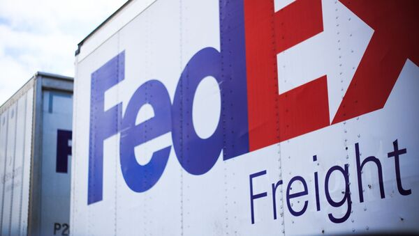 FedEx Freight - Sputnik International