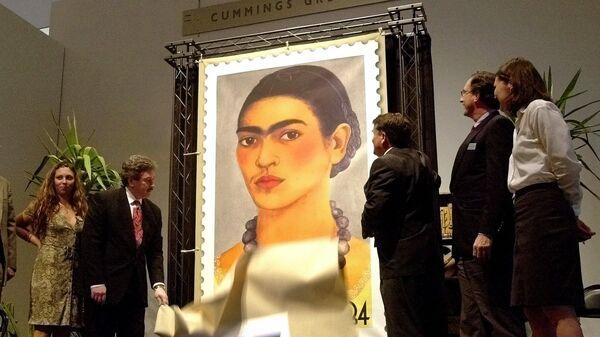 Frida Kahlo Painting - Sputnik International
