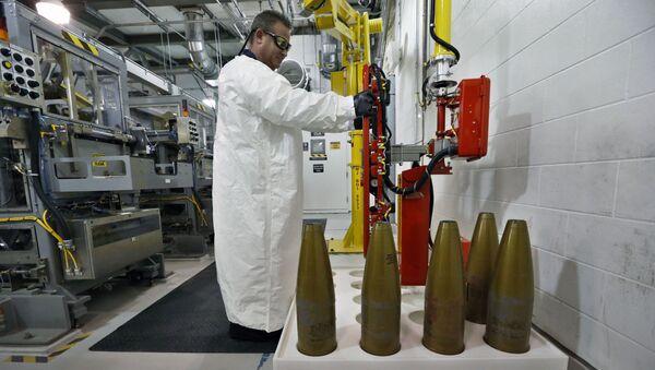 Pueblo Chemical Depot - Sputnik International