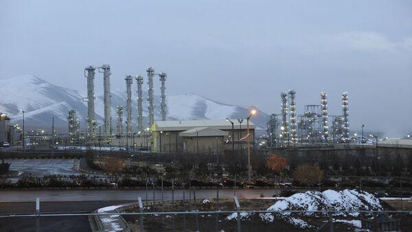Heavy water nuclear facility near Arak, Iran - Sputnik International