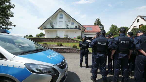 District President of Kassel Walter Luebcke, found dead in Wolfhagen-Istha - Sputnik International