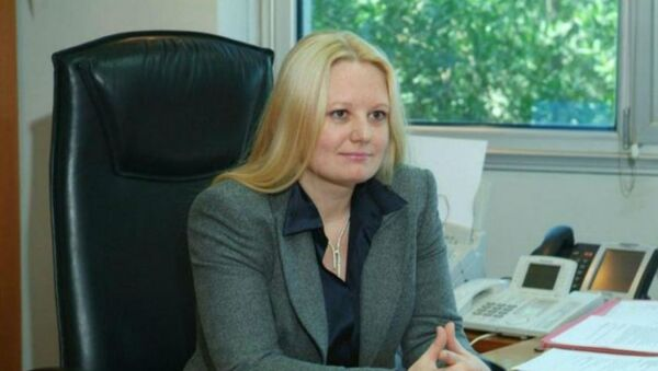 Marsha Lazareva - Sputnik International