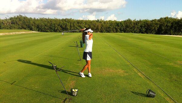 Golf course - Sputnik International