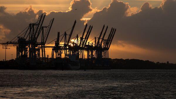 Port of Hamburg - Sputnik International