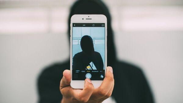 Hacker call - Sputnik International