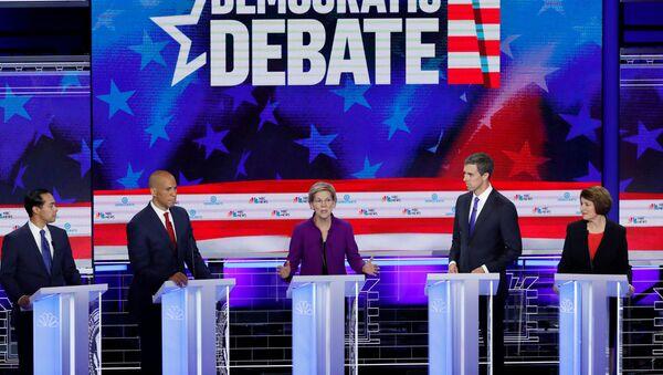 Democratic Candidates Debate in Miami  - Sputnik International