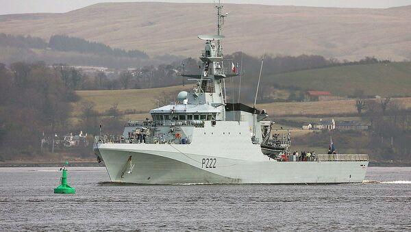 HMS Forth - Sputnik International