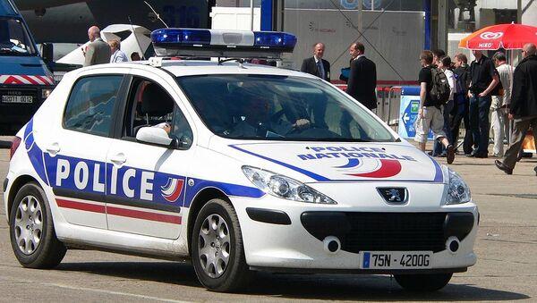 French Police (File) - Sputnik International